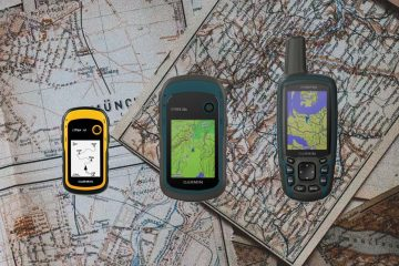 GPS-laite vaellukselle ja retkeilyyn