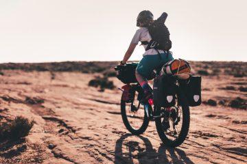 Sivulaukut vai bikepacking-laukut?